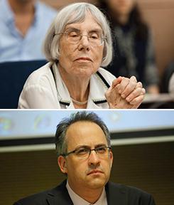 מדברים בזאפה: השופטת דליה דורנר וגיא רולניק