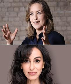 מדברים בזאפה: אילנה דיין בשיחה עם ריטה