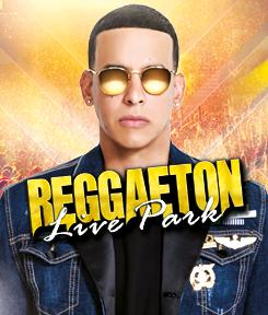REGGAETON LIVE PARK- דדי יאנקי