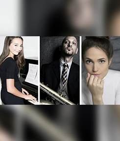 רביעיית אלי דג'יברי מארחים את מארינה מקסימיליאן ואמלי באר במופע התרמה מיוחד