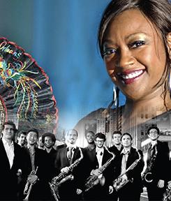 שיכרון חושים מניו אורלינס – עם הזמרת Denise Gordon (בריטניה)&The Eyal Vilner Big Band (ניו יורק)