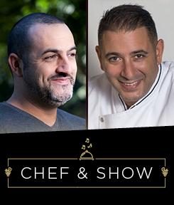 קובי אפללו ואבי לוי – Chef & Show