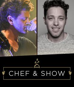 אמיר דדון ודיוויד פרנקל – Chef & Show