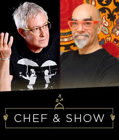 גידי גוב וישראל אהרוני – Chef & Show