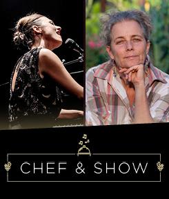 קרן פלס ורמה בן צבי – Chef & Show