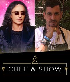 צביקה פיק ואביב משה – Chef & Show