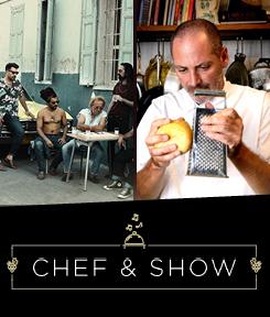מועדון הקצב של אביהו פנחסוב וניר צוק  – Chef & Show