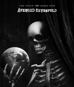 אוונג'ד סבנפולד Avenged Sevenfold